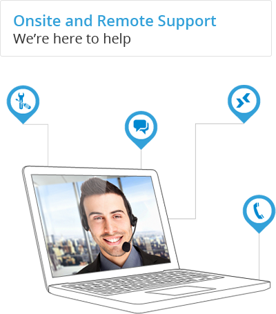 Onsite & Remote Support Services Melbourne