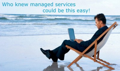 What should business look for in customized Managed IT services?