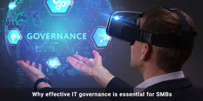 What IT governance means for SMBs in the digital era
